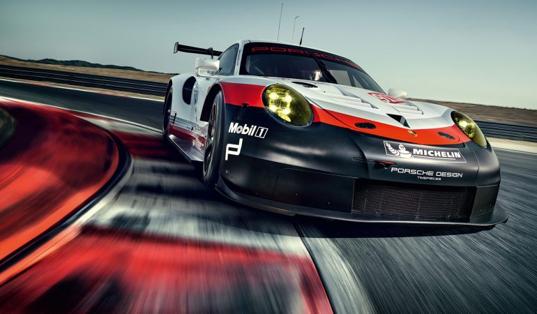 Porsche Just Updated The RSR's Exhaust And The Results Are Extraordinary