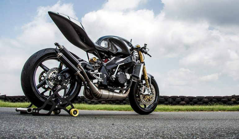 This Aprilia RS250 Is the Perfect Combo Of Lightweight And Insane