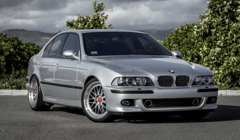 Matt Farah Drives One of the Best BMWs Ever Produced, the E39 M5