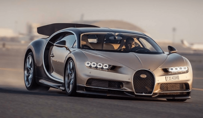 Did Chris Harris Just Confirm that the Bugatti Chiron is the Best Car in the World?