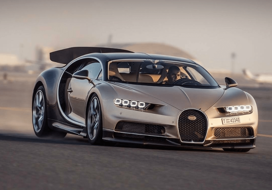 Did Chris Harris Just Confirm That The Bugatti Chiron Is