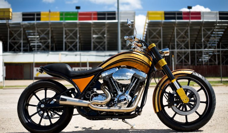 Big Dog Motorcycles Are Back In Business With Their Newest Build, The Boxer