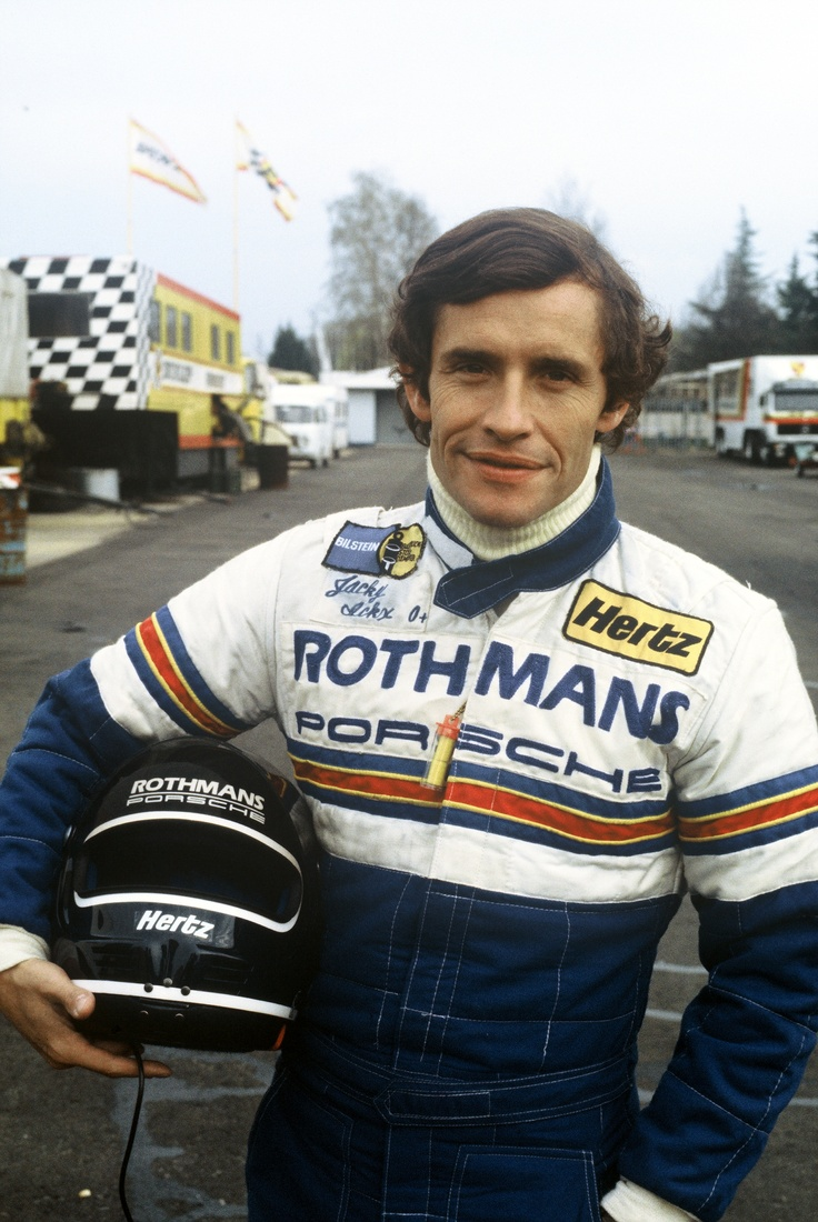 Legendary Racer Jacky Ickx Gets Behind The Wheel Of Both