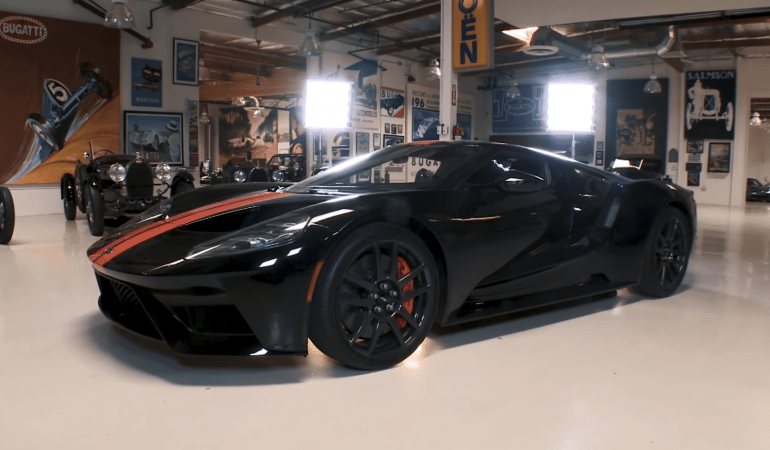 Jay Leno Showcases All The Great Things About His Own Ford GT
