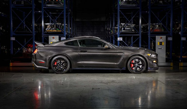 SpeedKore Has Given The Mighty GT350R A Full Carbon Fiber Treatment