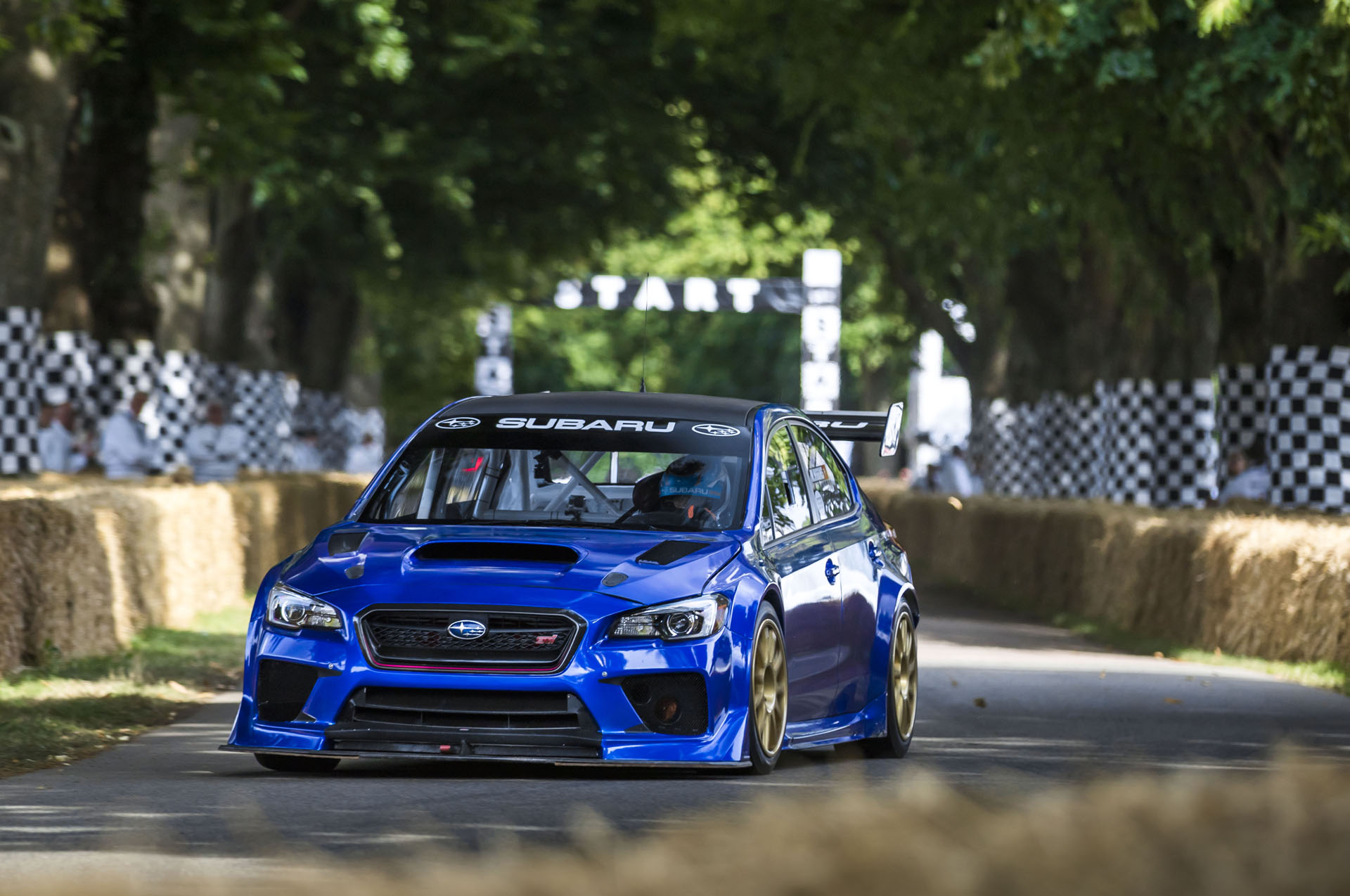 The Subaru WRX STi Type RA NBR is a Record Breaking Monster - Moto Networks