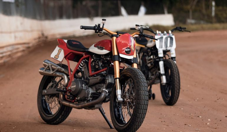 Fuller Moto Has Built The Ducati Street Tracker Of Our Dreams