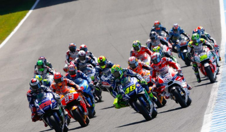 The 2017 MotoGP Season Is Full Of Record Breaking Racing, And It's Only Halftime
