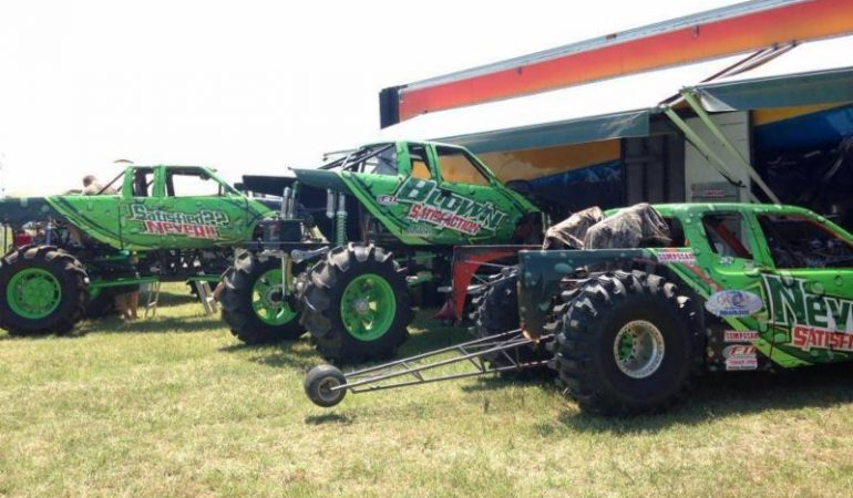 More than 50,000hp Worth of Mud Slinging Madness Converge Upon Tulsa For One Epic Weekend