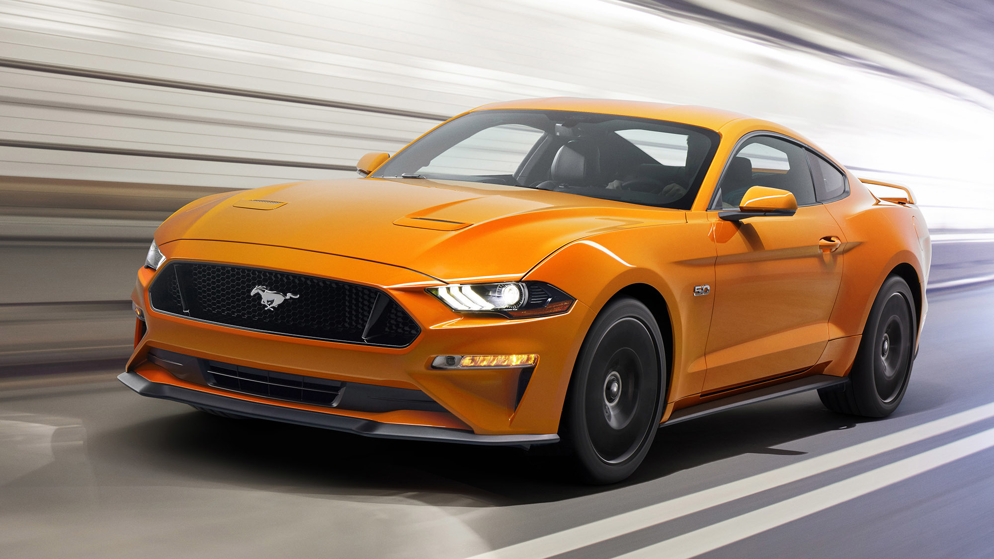 The 2018 Mustang GT Has Arrived And It Is Fast As Ever - Moto Networks