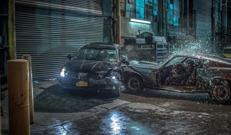 Check Out Some Behind The Scenes Footage Of How John Wick 2 Thrashed A Classic Mustang