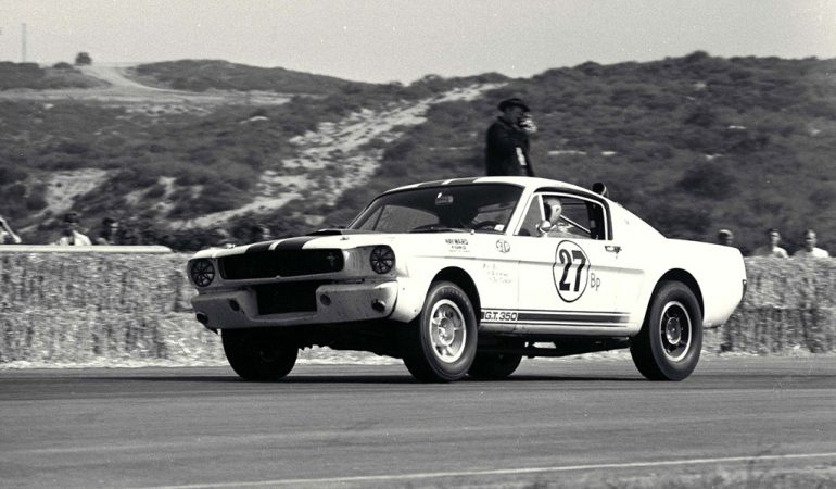 If You Have Ever Wished To Own An Original Shelby GT350R Now Is Your Chance