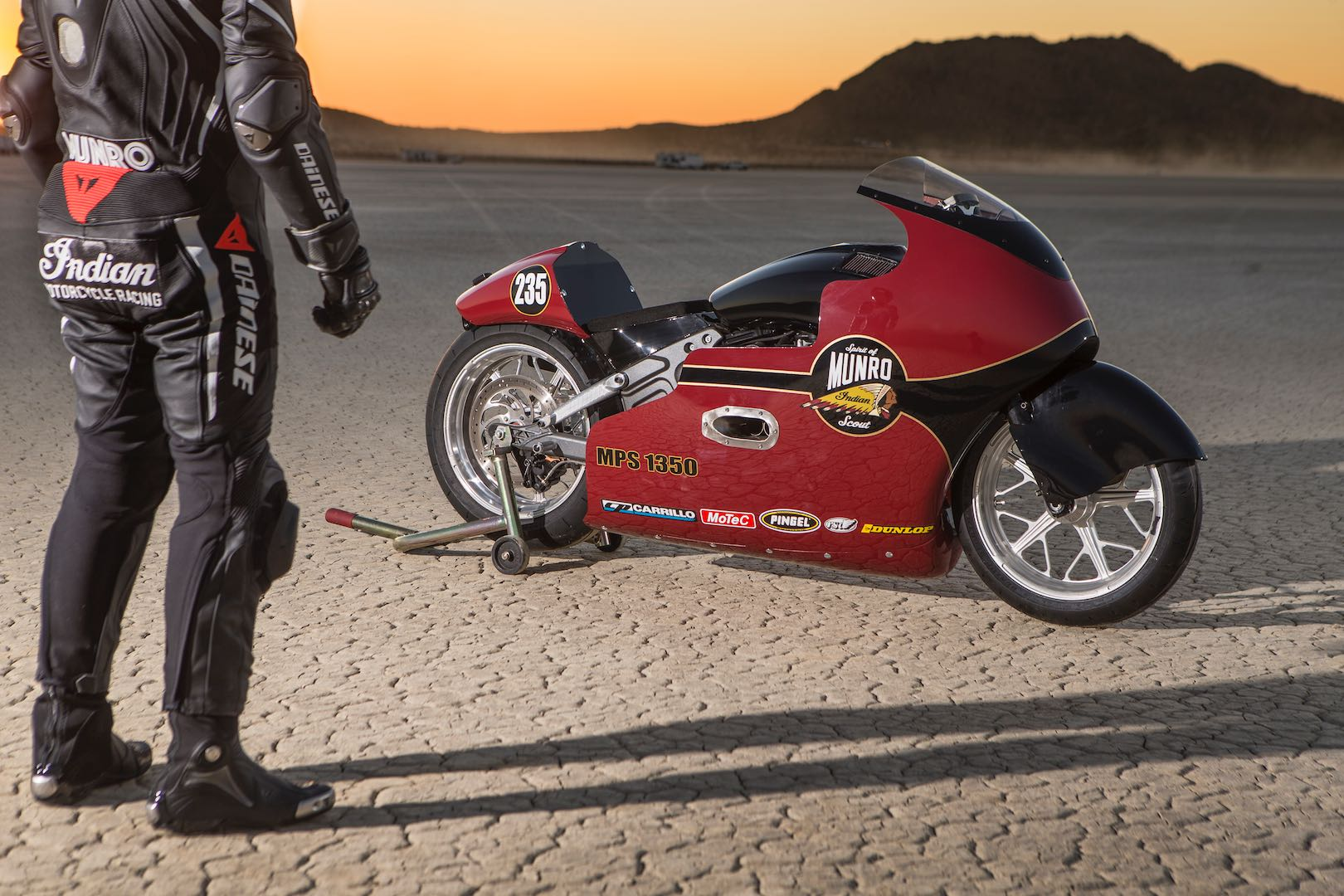 Fastest Bike In The World >> The Spirit Of Munro: A Fitting Tribute To The Worlds ...