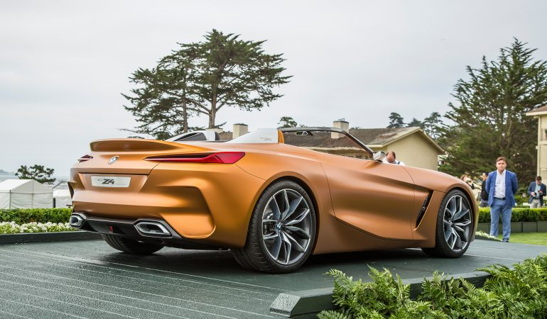 BMW's Newest Z4 Has Arrived, And It Brings A Whirl Wind Of Rumors With It