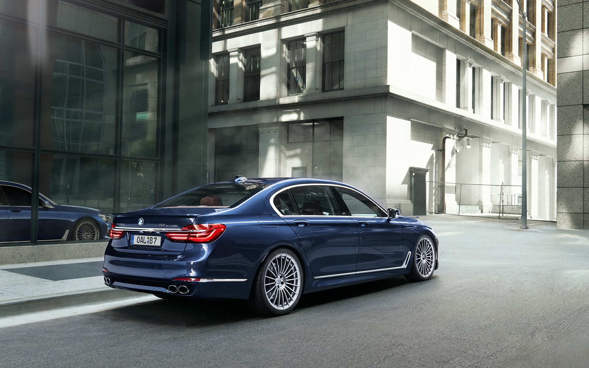 Since Theres Currently No Such Thing As An M The Alpina B Bi - Bmw m7 alpina