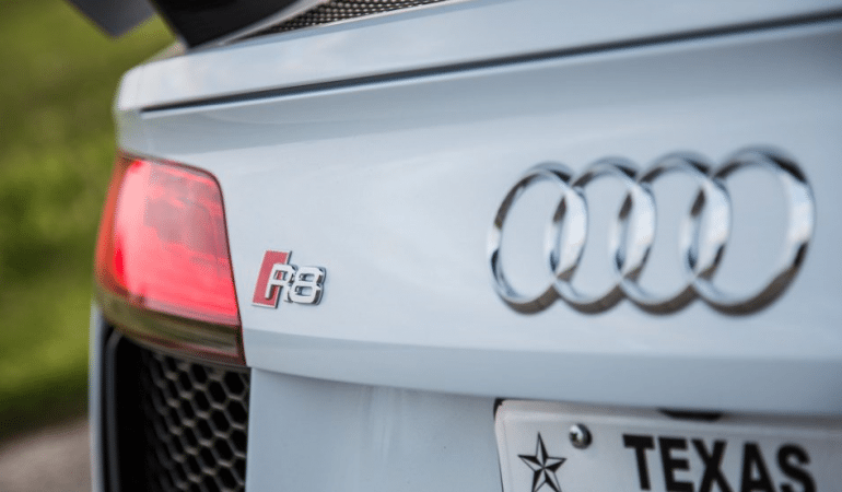 Hennessey Performance Just Announced an Upcoming Twin Turbo Package for the Audi R8 V10 Plus