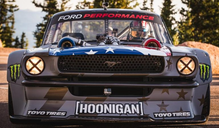 Photo: hooniganracing