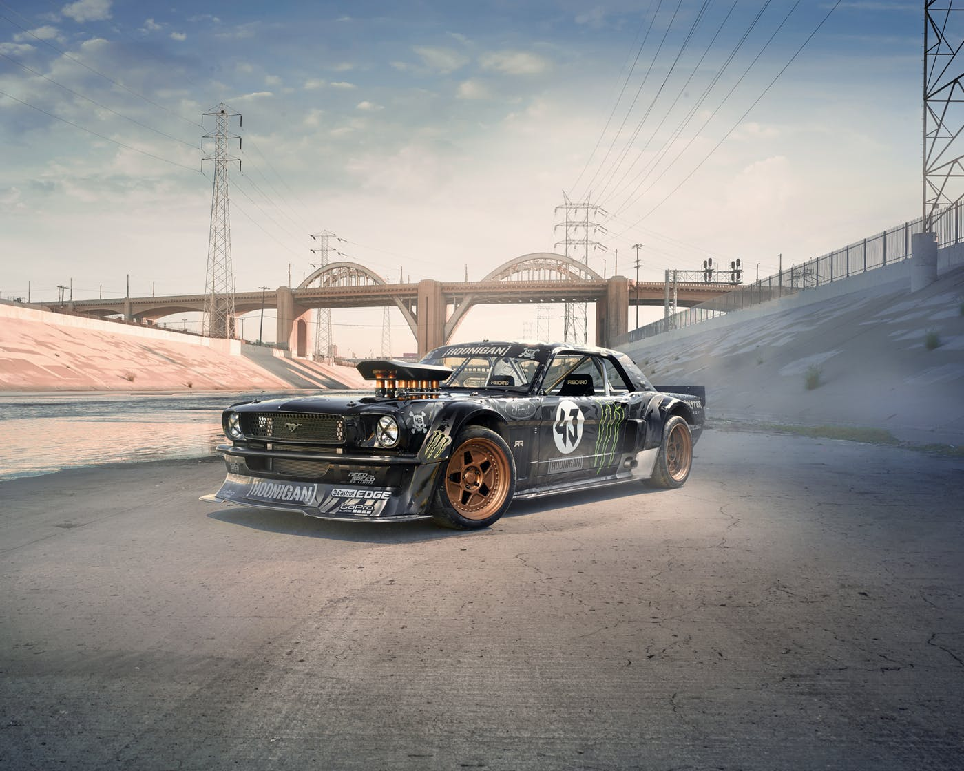 Forza Motorsports Releases The Hoonigan Car Pack That