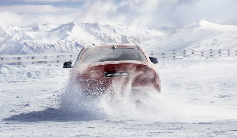 The New Zealand AMG Snow Festival is a Winter Wonderland for Moto Enthusiasts