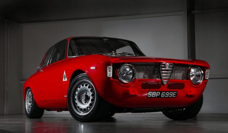 Quarter Million For An Alfa, And Yet It Seems Like A Bargain
