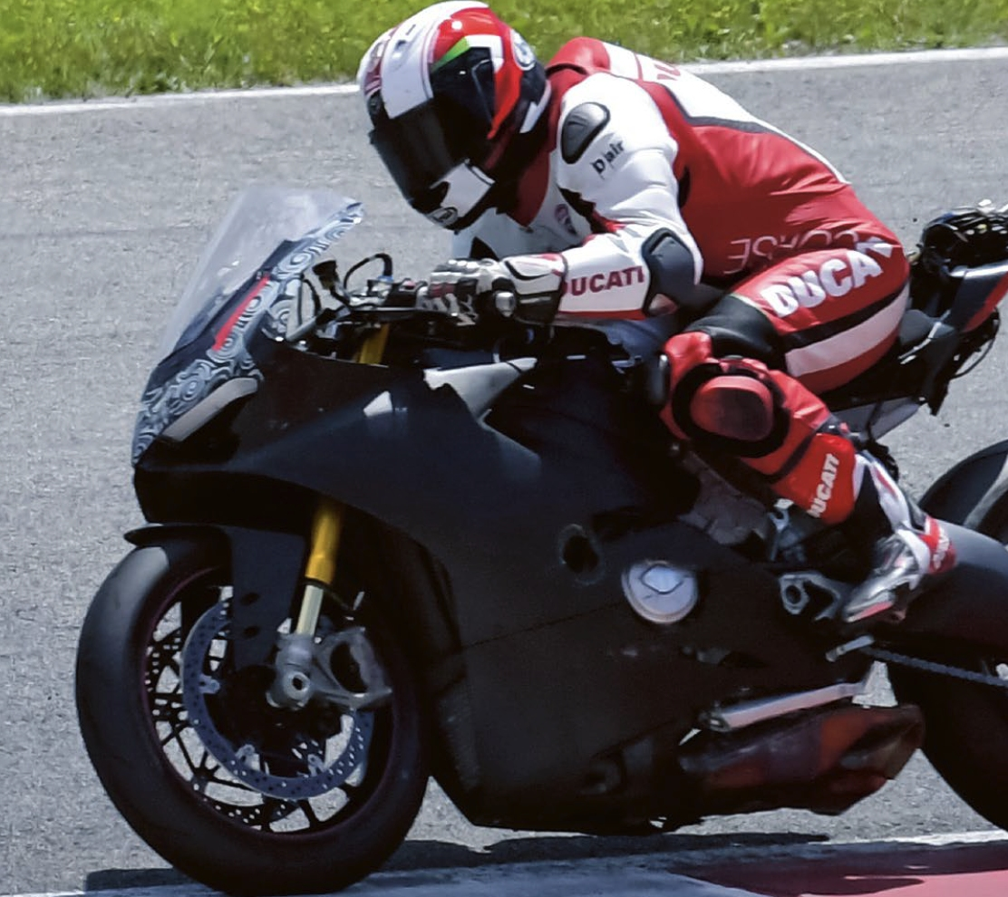 Ducati Is Building A New V4 Superbike, And It Sounds