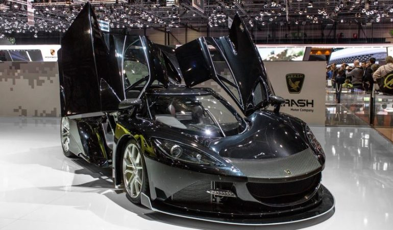 The 2,080hp Hybrid Hypercar Called the Arash AF10 and Why You've Never Heard of it