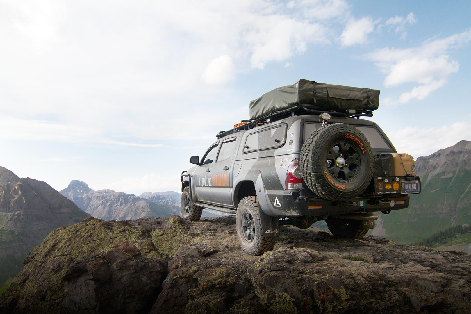 Toyota Little Rock >> Little Bird: The Overland Tacoma Dreams Are Made Of - Moto Networks