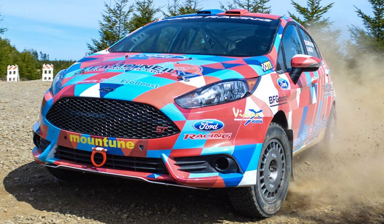 Have You Ever Wondered What Goes Into Making A Rally Car? Team O'Neil Is Here To Show You