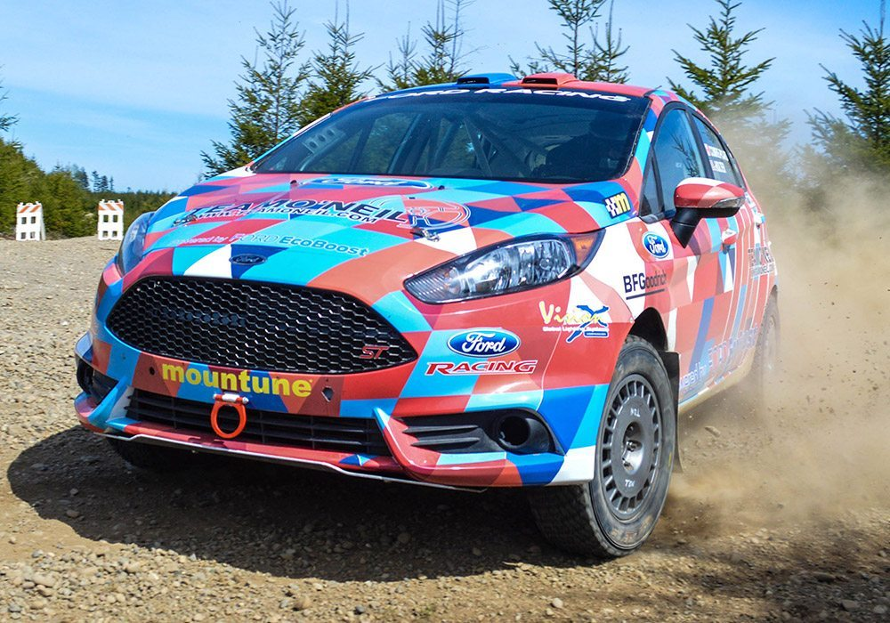 Have You Ever Wondered What Goes Into Making A Rally Car? Team O ...
