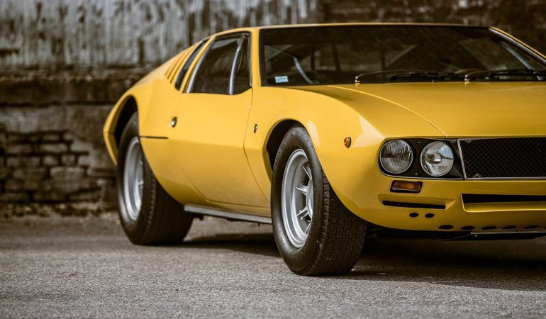 De Tomaso Mangusta: The Overshadowed Supercar