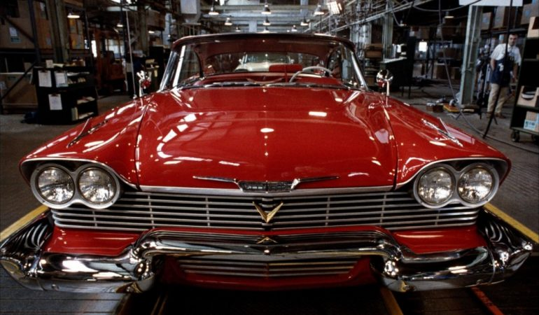 Christine: One Of The Greatest Car Movies Of All Time