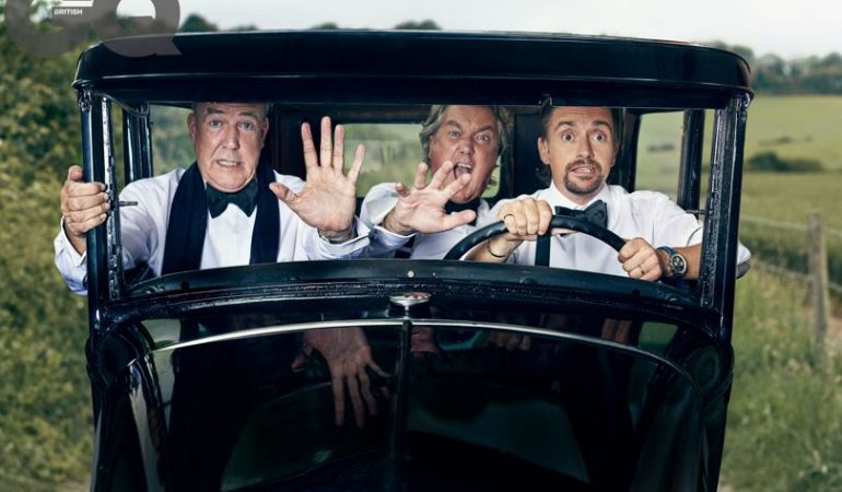 The Grand Tour: Our Favorite Trio Is Back For Another Entertaining Interview
