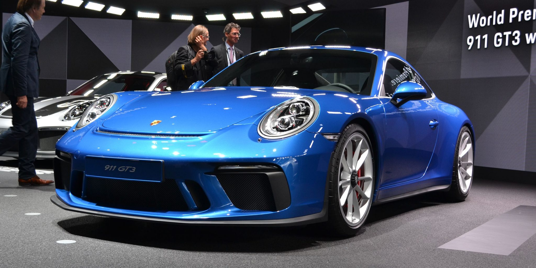 The Porsche 911 GT3 Touring Pack Is The Ultimate Drivers Porsche