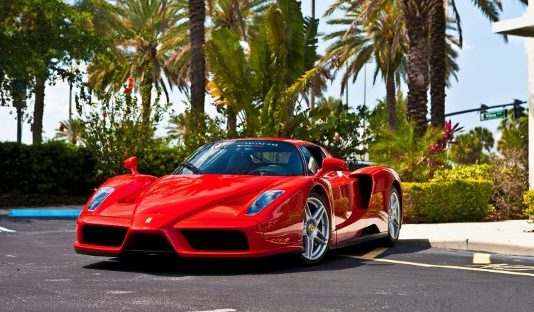 The Ferrari Enzo Is Officially Dated, Here's Why That's a Good Thing