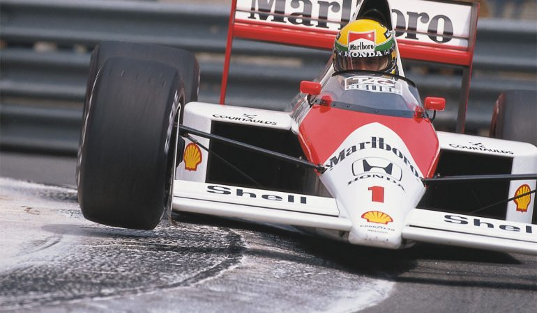 Moto Legends: The Story Of Ayrton Senna