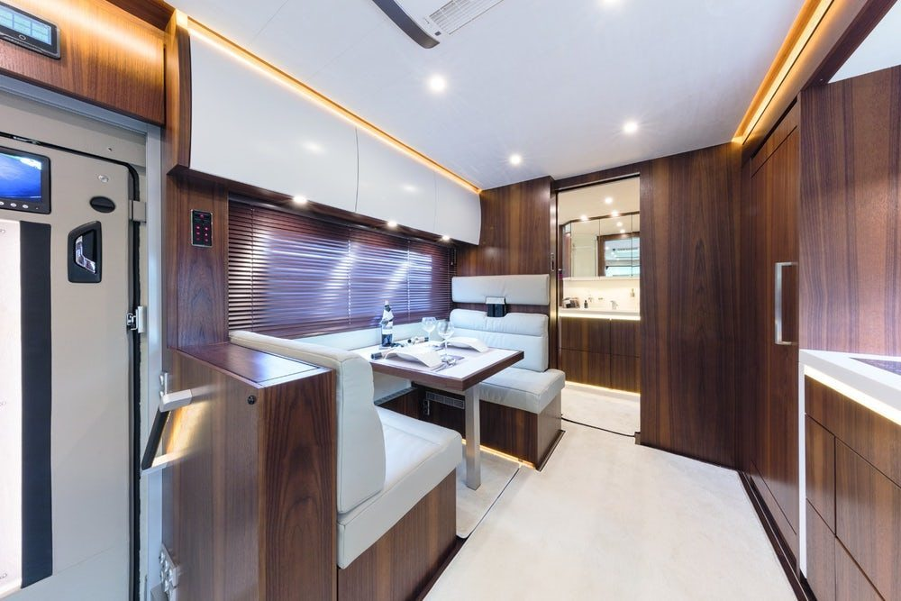 The Vario Mobile Signature 1200 An Ultra Luxurious
