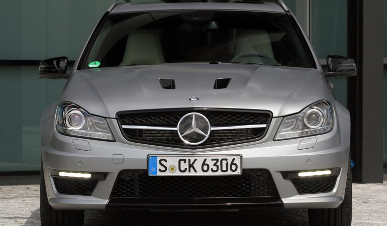 The 507 Edition C63 AMG Was The Last Of It's Kind, And What A Perfect Send Off It Was
