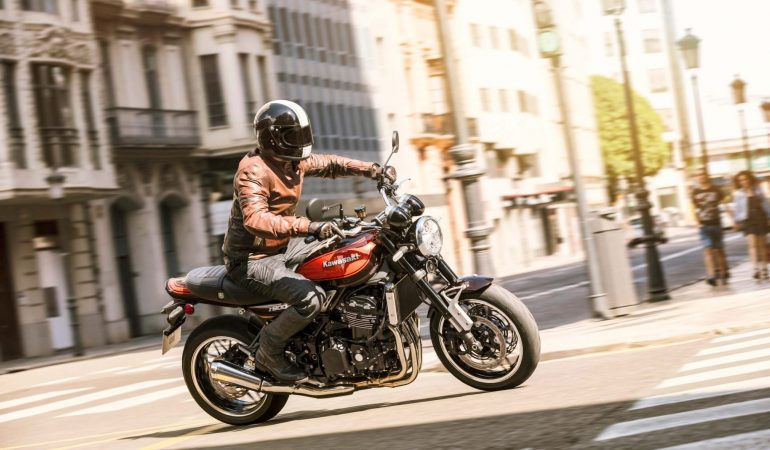 Kawasaki Has Joined The Retro Game, And The Results Are Spectacular