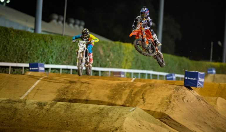 There's No Spectacle Quite Like Redbull's Straight Rhythm
