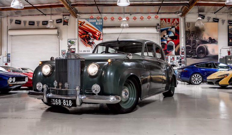 American Muscle Meets British Royalty With Icon's Incredible Rolls-Royce