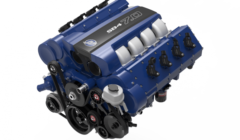 Mercury Racing Is Working To Revolutionize The Chevy LS Series