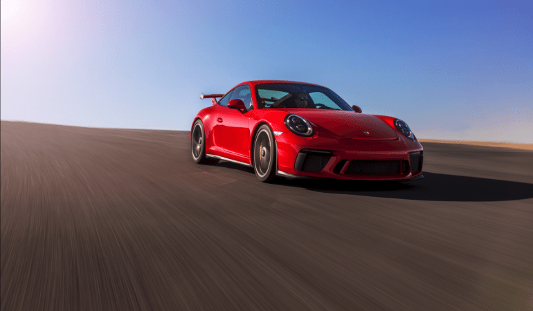 Porsche is Trying to Change The Game With Their New 'Passport' Service