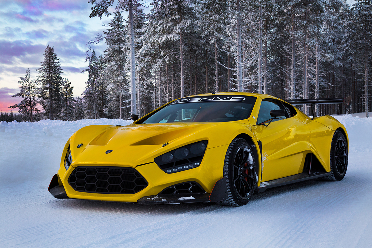 Zenvo St1 Price >> Twin Supercharged and 1,163hp, The Zenvo TS1 Might Be One ...