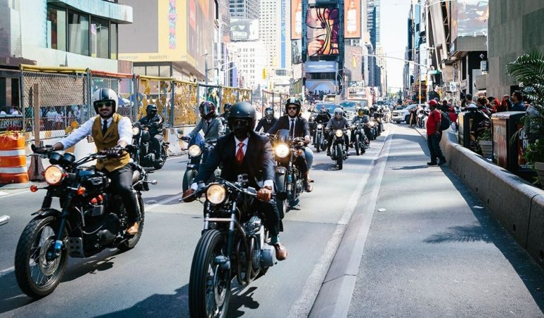 The Distinguished Gentleman's Ride: The Best Charity Ride In The World