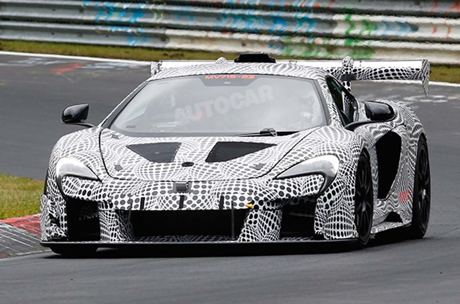 mclaren confirms the p15 is coming and itll put the p1 to