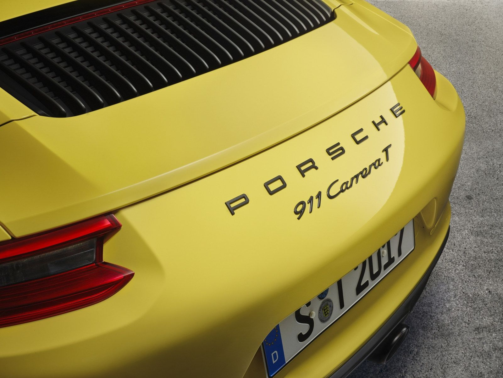 Porsche Just Resurected The 911T Making It The Lightest Carrera
