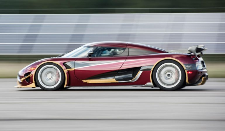 Koenigsegg Just Put The Bugatti Chiron In It's Place With A New 0-400KM-0 Record
