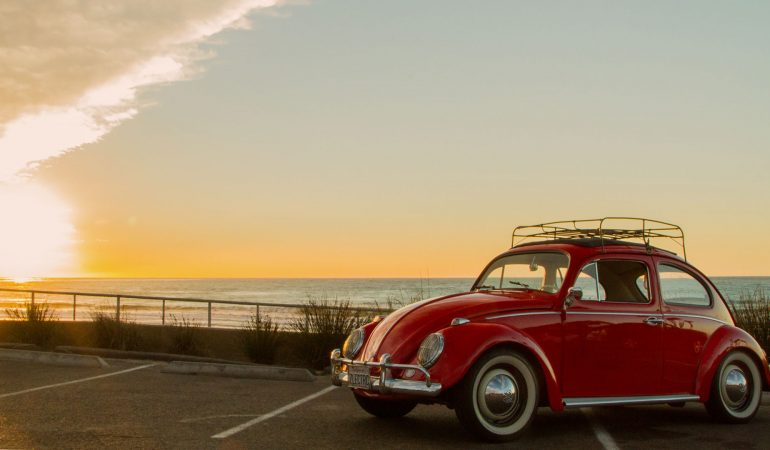The Coolest Electric Car On The Road Is No Doubt A Vintage Beetle
