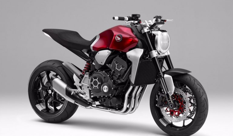 Honda Envisions the Future Of Cafe Racers With Their Neo Concept