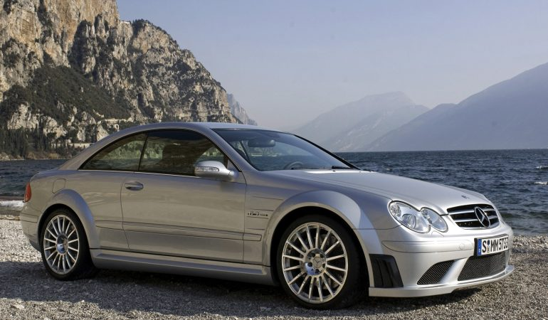 Mercedes CLK63 AMG: The Black Series Has Never Looked Better